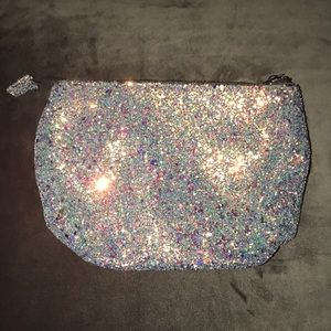 Shiny, Glitter, Sparkled Pouch/Bag with Zipper